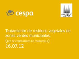 Diapositiva 1 - Concello de Santiago de Compostela