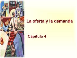 Oferta y Demanda - cesaroctavio.org