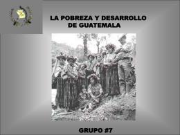 Presentacion de Pobreza. Grupo 7