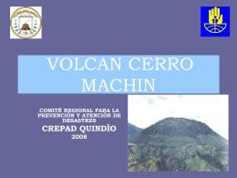 domos volcan machin