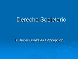 Introducción al Derecho Societario 2