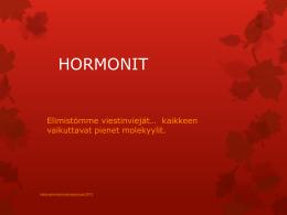 HORMONIT
