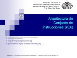(SP). - prof.usb.ve. - Universidad Simón Bolívar