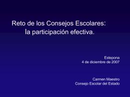 Participacion Carmen Maestro - Plataforma colaborativa del