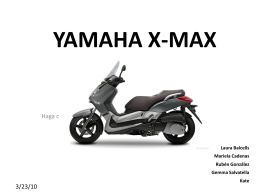 YAMAHA X-MAX - WordPress.com