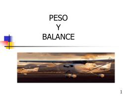 El peso - MasaCentraPelikan