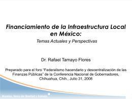 Ponencia 4 - Foro Nacional sobre Federalismo y Descentralización