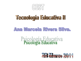 portafolios educativos.