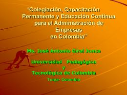 U. EAFIT- Medellín - Universidad de Celaya