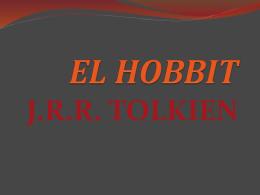 El hobbit- A