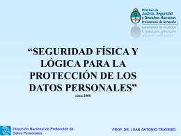 Seguridad física y lógica para la protección de Patos