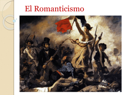 El Romanticismo copia.