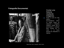 Fotografía Documental 1