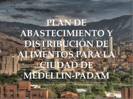 estrategias del padam - Alcaldía de Medellín