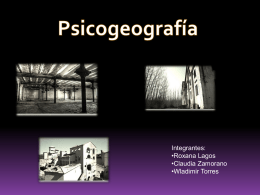 PSICOGEOGRAFIA 3  (5624832)