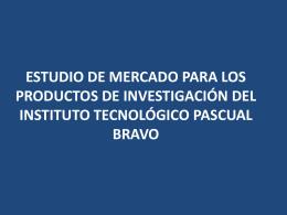 uuuuuuuuuuuuuuuu - Institución Universitaria Pascual Bravo