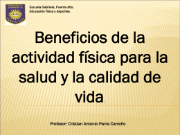 Beneficios de la A.F