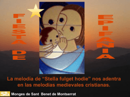 Lectura Fiesta de Epifania