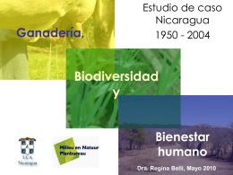 Ganaderia, biodiversidad y pobreza