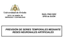 RNyPrevision - Universidad de Oviedo