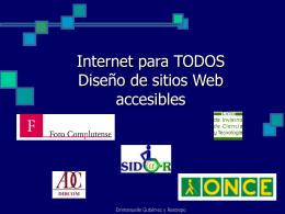 Beneficios de la accesibilidad