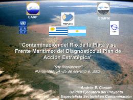 Argentina - GAM - Grupo Ambiental de Montevideo