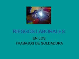 RIESGOS LABORALES - Seguridad e Higiene, Legislación