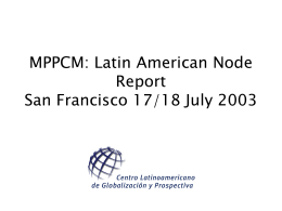 MPPCM 2nd Report Philadelphia 19/20 July 2002