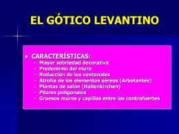 EL GÓTICO LEVANTINO CARACTERÍSTICAS - geohistoria-36