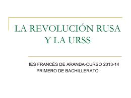 LA_REVOLUCION_RUSA_Y_LA_URSS - E