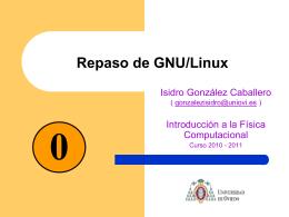 0-Repaso de Linux