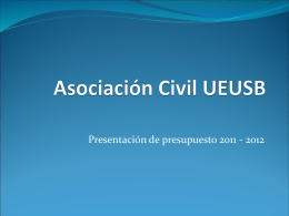 UEPUSB - Universidad Simón Bolívar