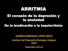 cronobiologia 2012 - Instituto de Psiquiatría Biológica Integral