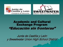 Educación sin fronteras - Ministerio de Educación, Cultura y Deporte