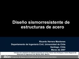 13_Diseno_Sismico - Construcción en Acero