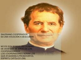 SALESIANO COOPERADOR