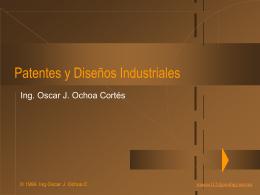 Patentes y Diseños Industriales