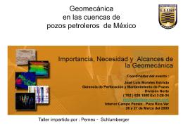 Importancia de la geomecanica