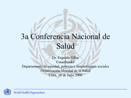 "Human rights and ""neglected"" infectious diseases - A"