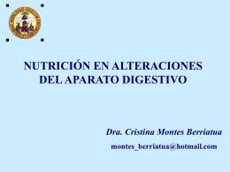 Educación nutricional ERGE (reflujo gastroesofágico)