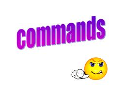 6- Mandatos informales