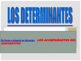 01 _DETERMINANTES