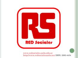 CDCS 215-14 - Departamento de Ciencias Sociales