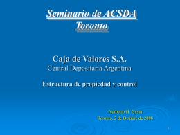 Caja de Valores SA - PLOT - Diseño y Desarrollo Web Colombia