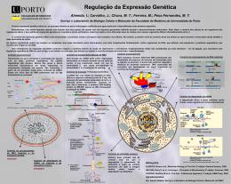 Regulação da expressão genética - Medicina