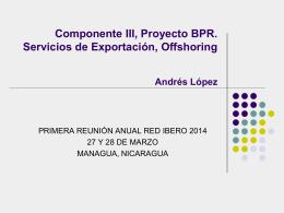 Presentacion Andres Lopez
