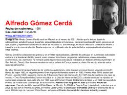 Alfredo G