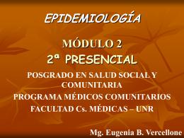 Módulo 2 - Salud Colectiva