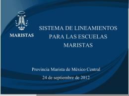 objetivos_junta_silem - Provincia Marista de México Central
