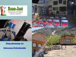 visitas de colegios al observatorio año 2015